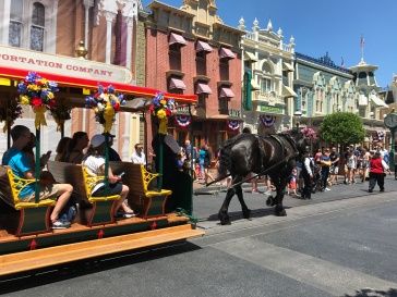 main street trolly